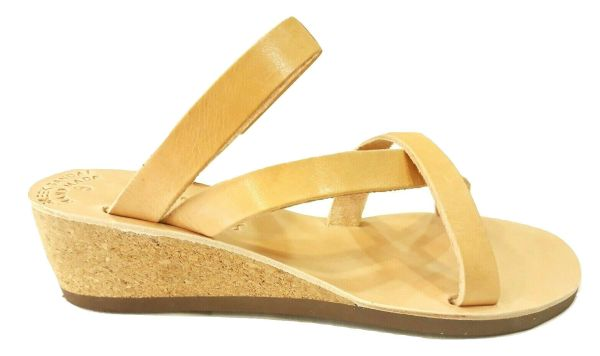 greek handmade leather sandals 713