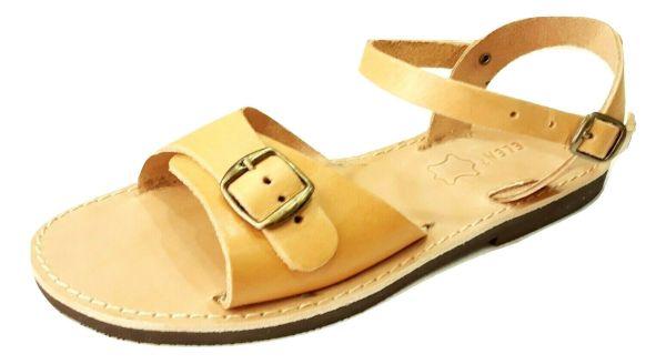greek handmade leather sandals 730