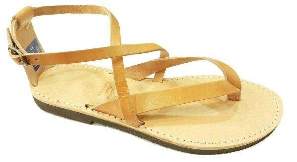 762 Greek Handmade Sandals - Ancient Greek Leather