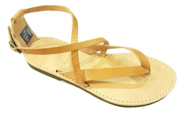 764 Greek Handmade Sandals - Ancient Greek Leather
