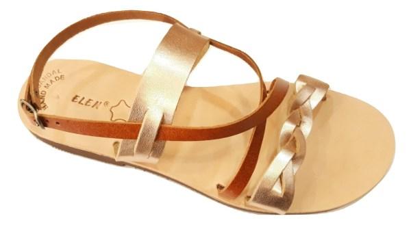 800 Greek Handmade Sandals - Ancient Greek Leather