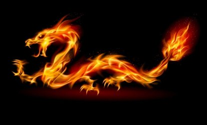 dragons chinese symbol ancient evil tale power dragon taming divine defeater origins yin