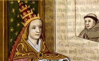 Pope Joan: The Female Pope Whose Gender was Revealed When She Gave Birth in a Procession Ancient Origins