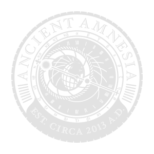 Ancient Amnesia Full Logo