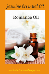 Jasmine Essential Oil Romance