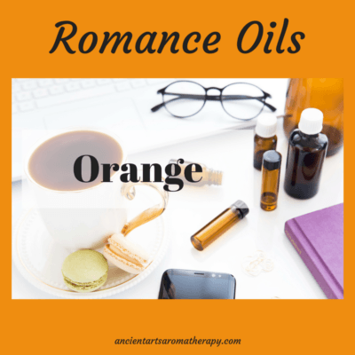 Romance essential Oils Orange
