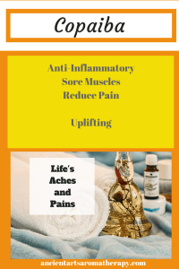 Copaiba Life's Aches and Pains