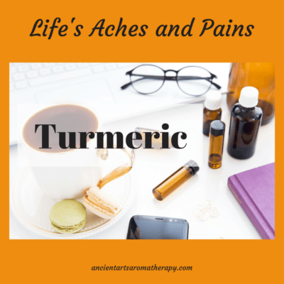 Life's Aches and Pains – Turmeric