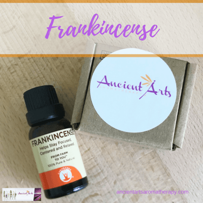 Frankincense Summer EO