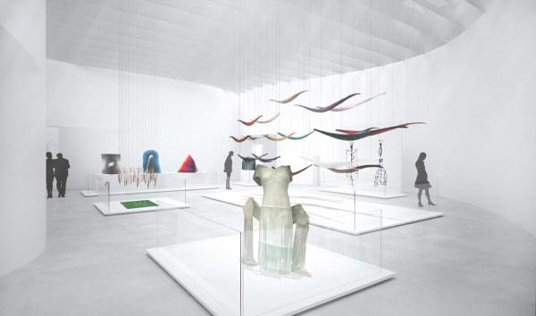 Modern Art Design Gallery