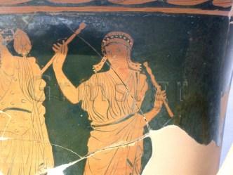 Εικ. 12. Taranto, Museo Nazionale Archeologico. Αυλητρίς.