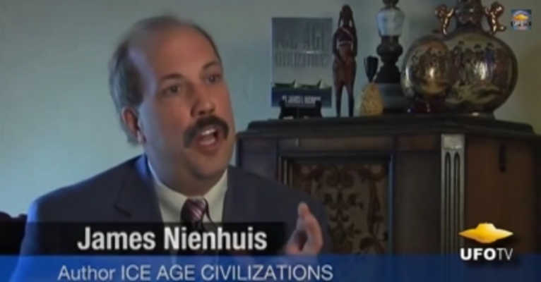 Ice Age Civilizations Capricorn Radio Interview w. James Nienhuis
