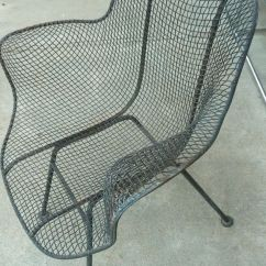 Mid Century Modern Wire Chair Design Textile Chairs Bing Images