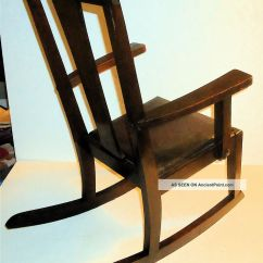 Rocking Chair Antique Styles Barrel Chairs Swivel Rocker Rommy Plan Here Woodworking Child