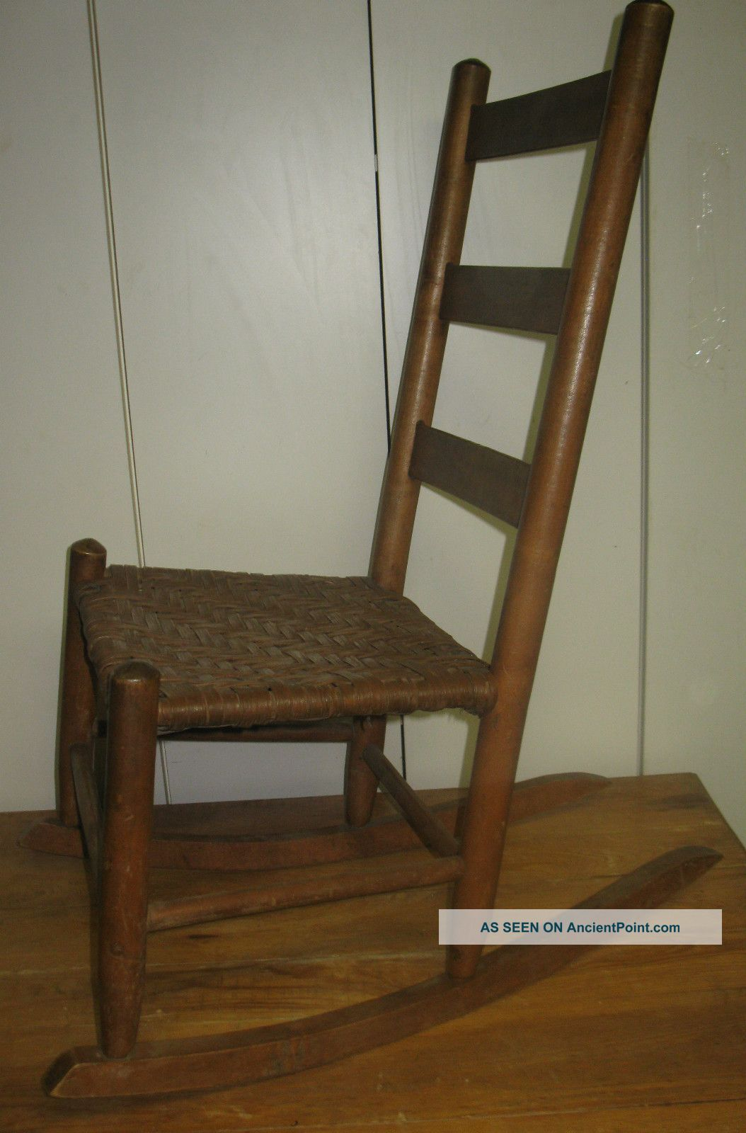 wicker ladder back chairs lightweight camping chair creative project rocking plans must see