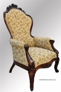 Antique Upholstered Rocking Chair Styles | www.imgkid.com ...