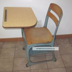 Desk Chair Offerup Black Leather Arm Vintage School Desks Lookup Beforebuying