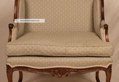 Antique Louis Xiv Chair
