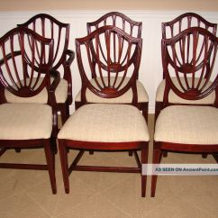 Ethan Allen Dining Room Chairs Chair Cushions Outdoor Target Table Tables