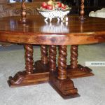 Best Dining Table Ideas Antique Round Oak Dining Table