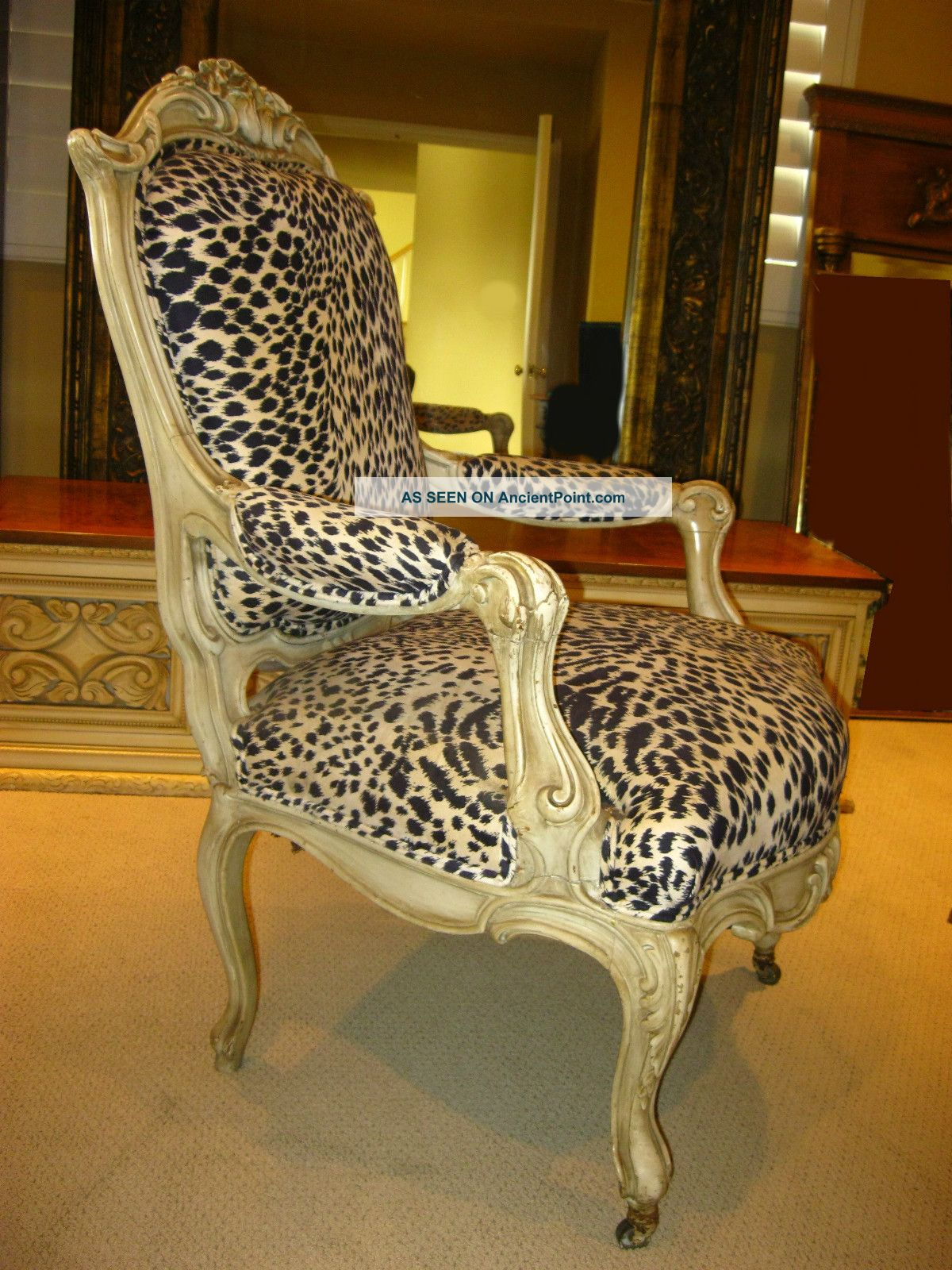 leopard print accent chair cover hire perth wa french provincial furniture bedroom html