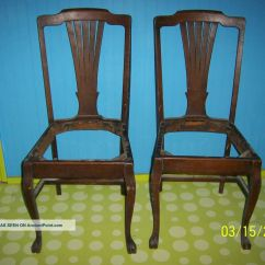 Antique Tiger Oak Dining Room Chairs Lime Green Chair Solid Set Jazz Blog