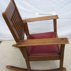 Antique Rocking Chairs Without Arms Xten Office Chair By Pininfarina Price Guide