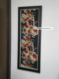 Kimono Wall Art Design