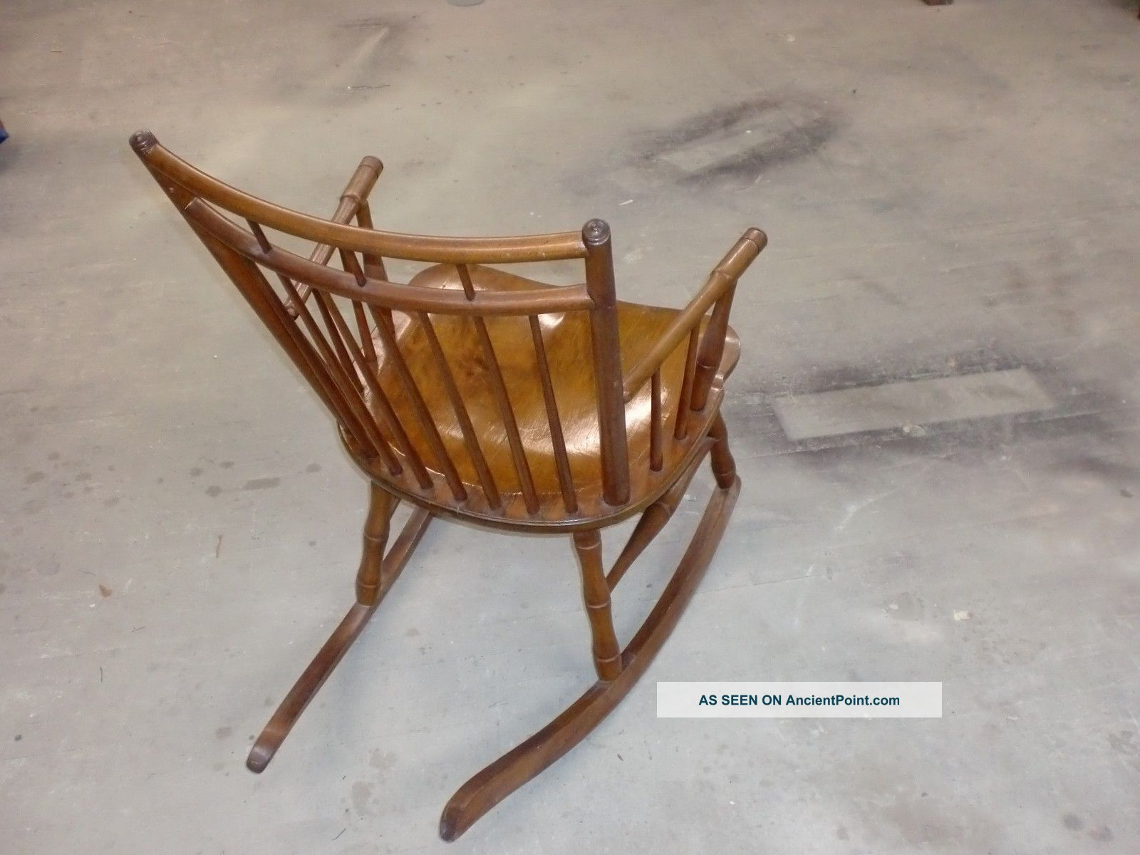 early american chair styles cheap rental chairs and tables coconut style reproduction 4 bed mattress sale