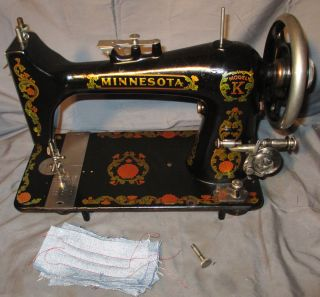 Treadle Sewing Machines Antiques