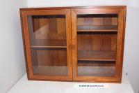 Vintage Mid Century Hg Furniture Teak Floating Cabinet ...