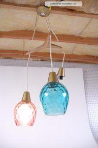Mid Century Modern Danish Hanging Lamp