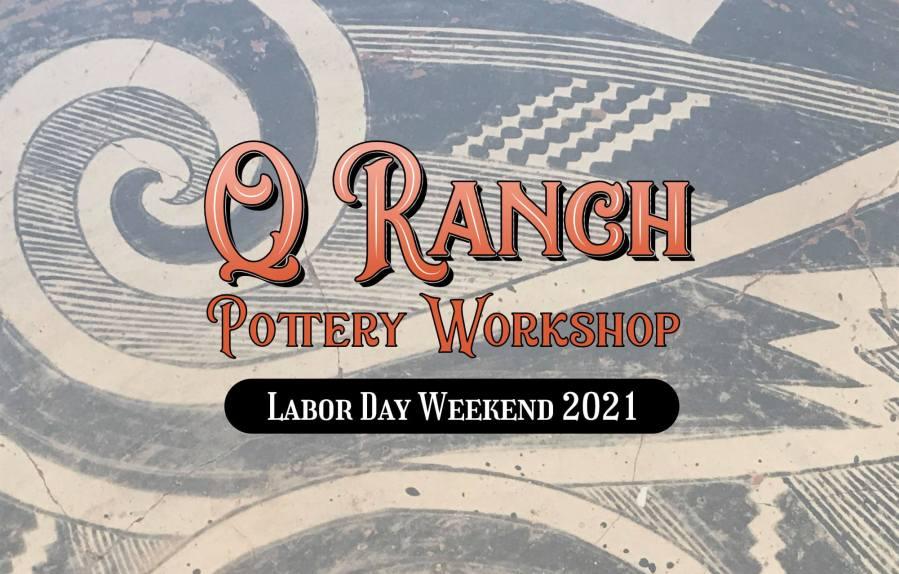 Q Ranch pottery workshop