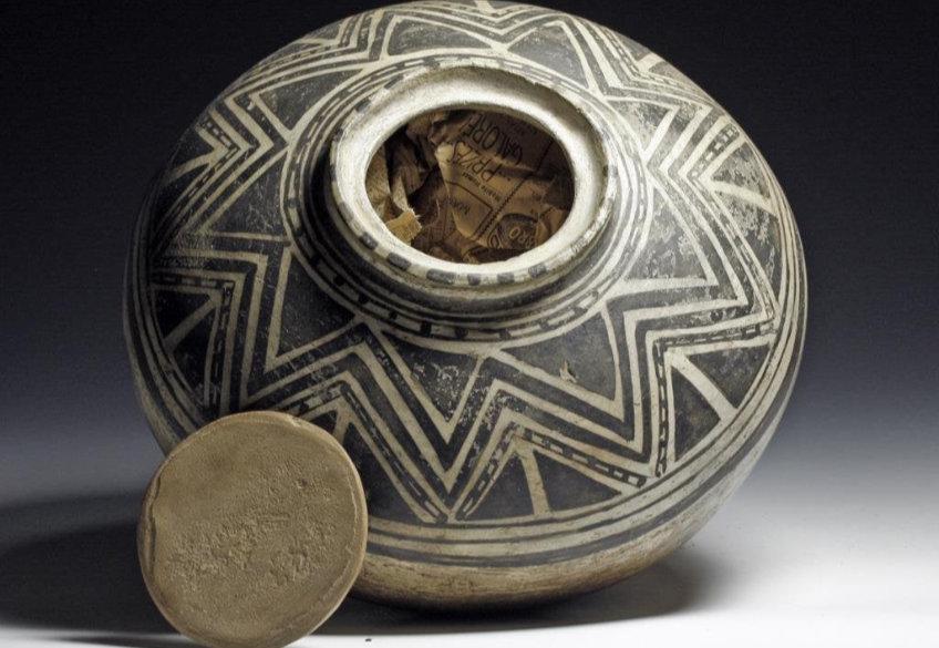 "a Mesa Verde ""Kiva Jar"""