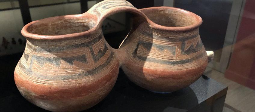 Casas Grandes marriage vessel