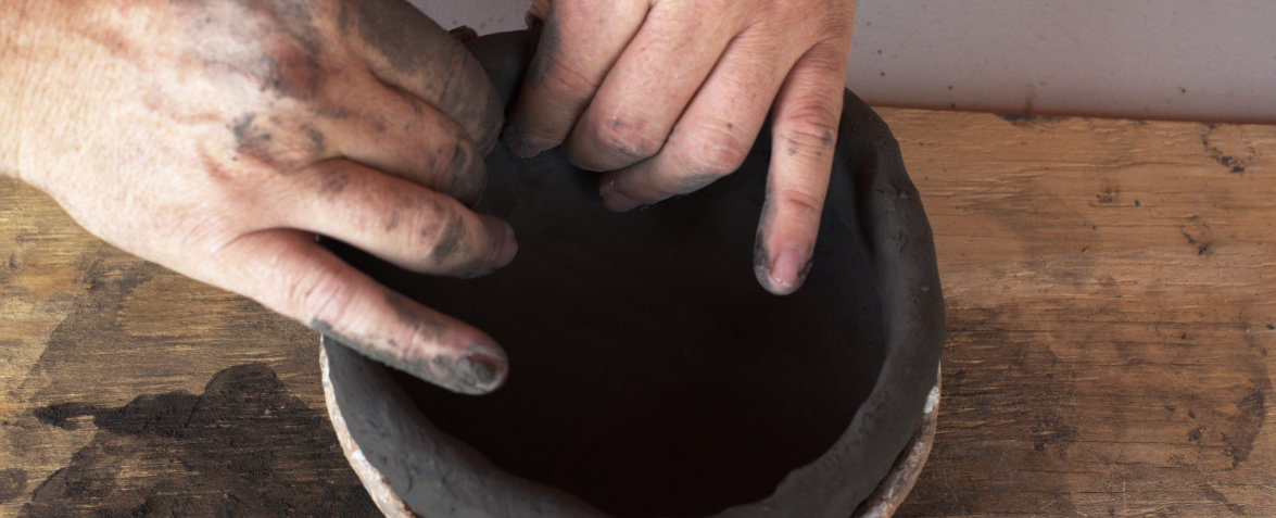 How to Make Hand Built Pottery