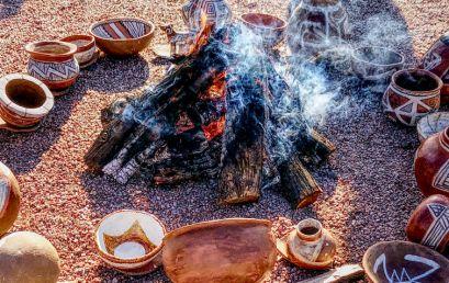 Public Pottery Firing Event