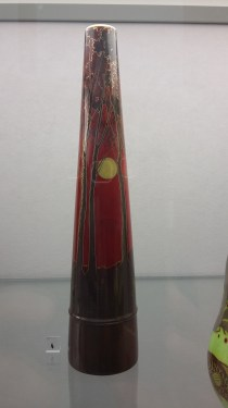 Doulton vase, c. 1900