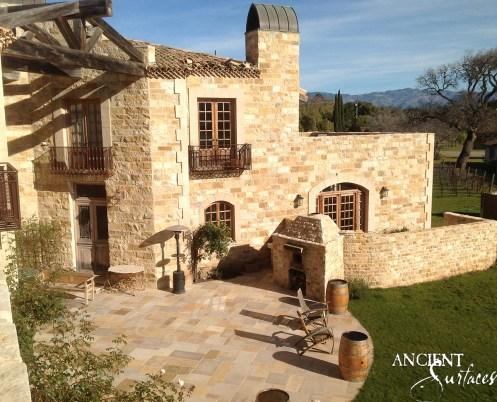 Sunstone Winery villa