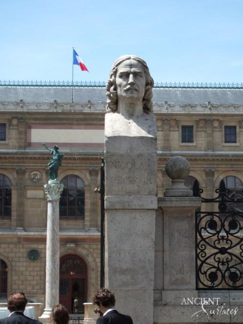 Nicolas Poussin, Ensba, Paris