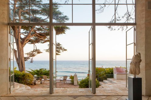 ocean view from windows