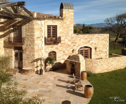 Sunstone Winery villa