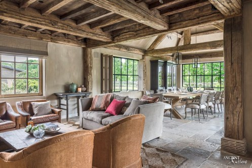 Biblical Stone Farmhouse France