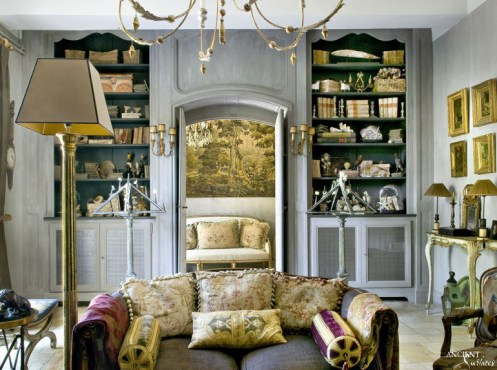 french-living-room style