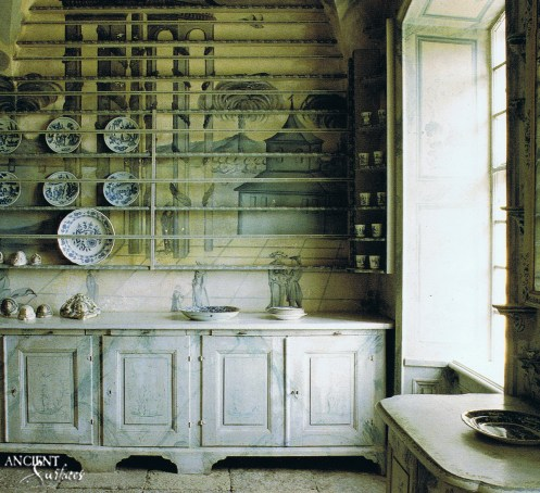 kitchen-limestone-kitchen-rack-wooden-cabinetry-limestone-flooring-french-farmhouse
