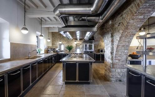 Castello di Procopio Kitchen