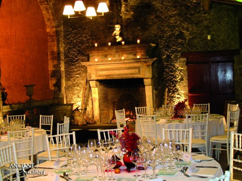 antique-limestone-fireplace