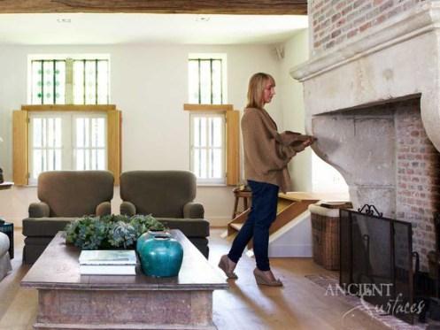 farmhouse-antique-majestic-fireplace