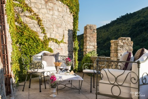outdoor-seating-living-room-limestone-wall-cladding-stone-flooring
