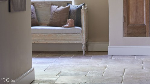 Limestone Antique Flooring Stone Farmhouse Style